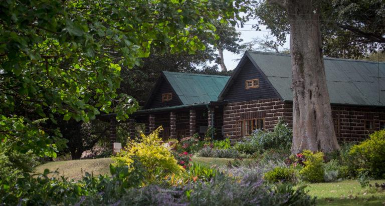 Loldia House, Кения