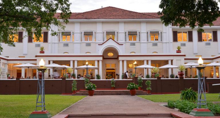 Victoria Falls Hotel, Зимбабве