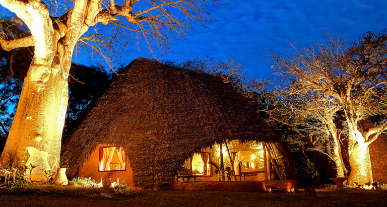 Пляжные отели Кении