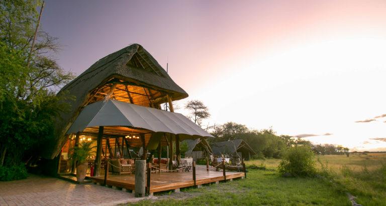 Отели и лоджи в Зимбабве