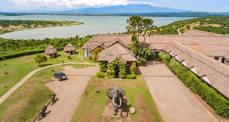 Mweya Safari Lodge, Уганда