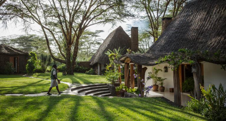 Sirikoi Lodge, Кения