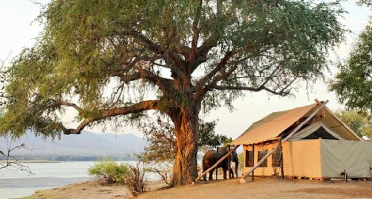 Vundu Bush Camp