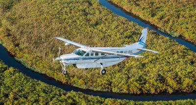 Внутренние перелеты в Ботсване